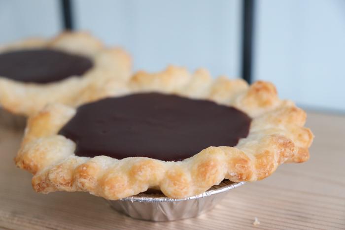 Chocolate Ganache Tartelette at Sophie Sucree