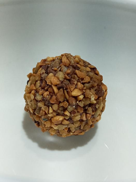 Hazelnut Truffle at Sophie Sucree