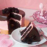 Chocolate Raspberry BFF Cake at Sophie Sucree