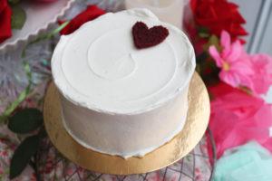 Red Velvet BFF Cake at Sophie Sucree